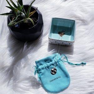 Tiffany & Co. Elsa Peretti Heart Necklace
